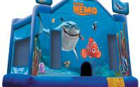 Finding Nemo Jumping Castle